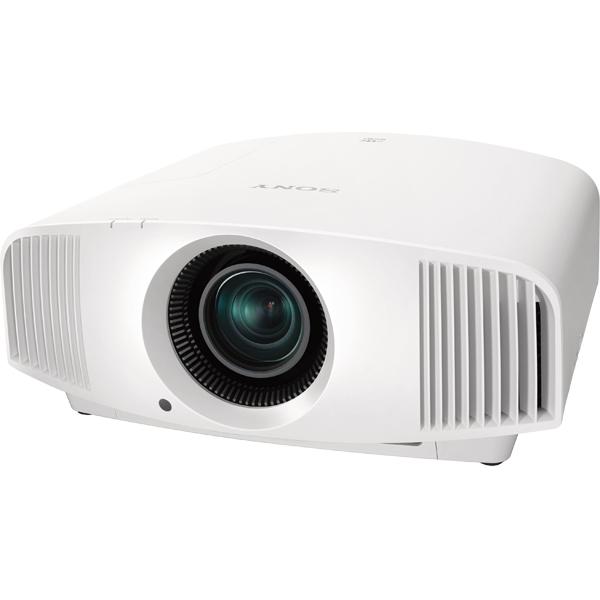 ソニー(SONY) VPL-VW255/W [4K対応ビデオプロジェクター プレミアムホワイト]