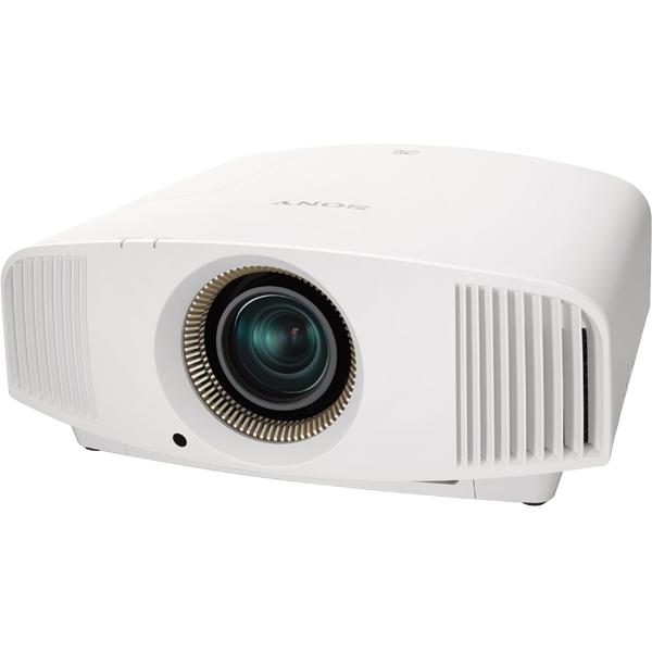 ソニー(SONY) VPL-VW555/W [4K対応ビデオプロジェクター プレミアムホワイト]