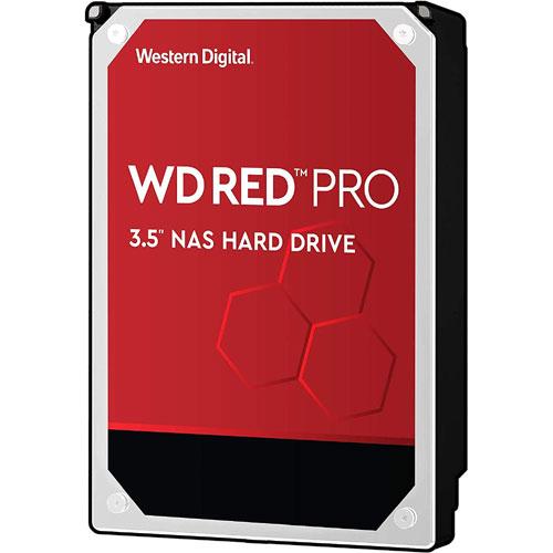 ウエスタンデジタル WD6003FFBX [WD Red Pro(6TB 3.5インチ SATA 6G 7200rpm 256MB)]