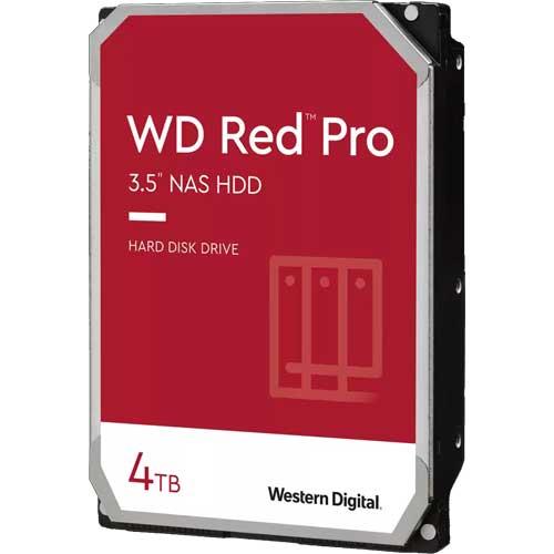 ウエスタンデジタル WD4003FFBX [WD Red Pro(4TB 3.5インチ SATA 6G 7200rpm 256MB)]