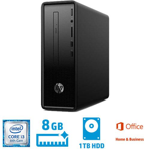 HP 3JV83AA-AAAB [【Cons】HP Slim 290-a0030jp G1モデル(i3 8GB 1TB W10Home H&B2016)]