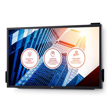 Dell C series C5518QT [大型ディスプレイ 54.6インチマルチタッチ4Kモニター]