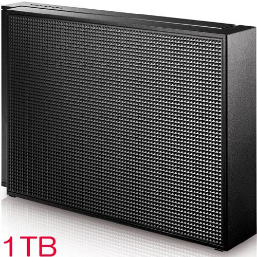 HDCZ-UTC HDCZ-UT1KC [USB3.1 Gen1対応 外付HDD 1TB ブラック]
