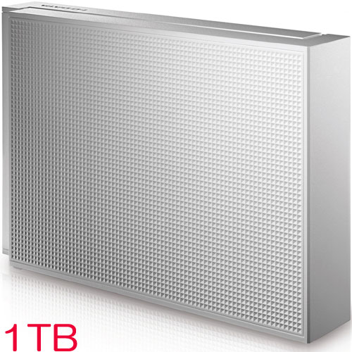 HDCZ-UTC HDCZ-UT1WC [USB3.1 Gen1対応 外付HDD 1TB ホワイト]