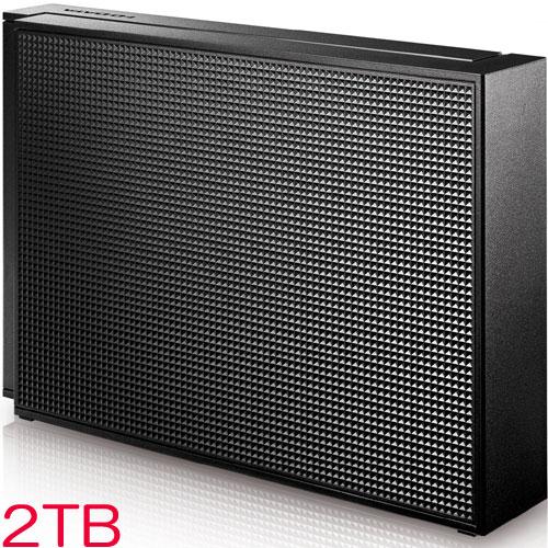 HDCZ-UTC HDCZ-UT2KC [USB3.1 Gen1対応 外付HDD 2TB ブラック]
