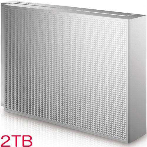 HDCZ-UTC HDCZ-UT2WC [USB3.1 Gen1対応 外付HDD 2TB ホワイト]