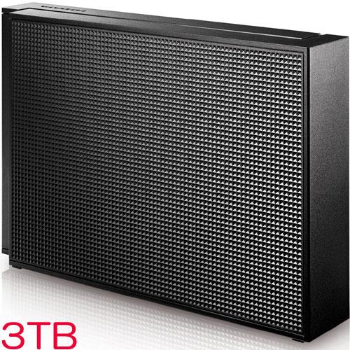 HDCZ-UTC HDCZ-UT3KC [USB3.1 Gen1対応 外付HDD 3TB ブラック]