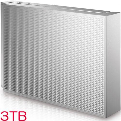 HDCZ-UTC HDCZ-UT3WC [USB3.1 Gen1対応 外付HDD 3TB ホワイト]