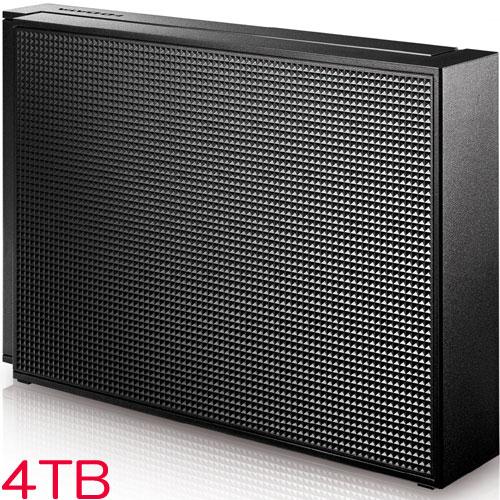 HDCZ-UTC HDCZ-UT4KC [USB3.1 Gen1対応 外付HDD 4TB ブラック]