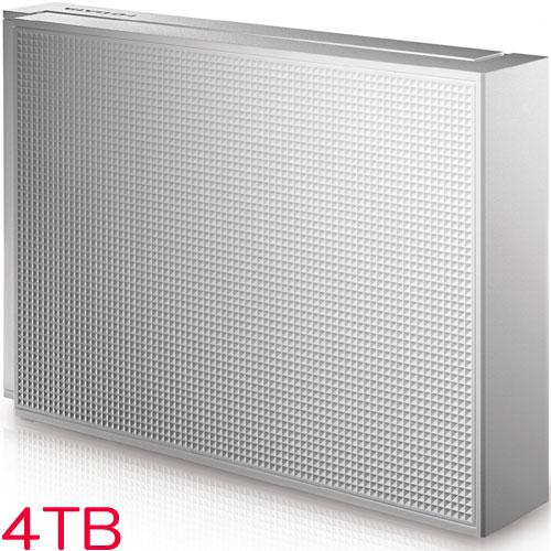 HDCZ-UTC HDCZ-UT4WC [USB3.1 Gen1対応 外付HDD 4TB ホワイト]