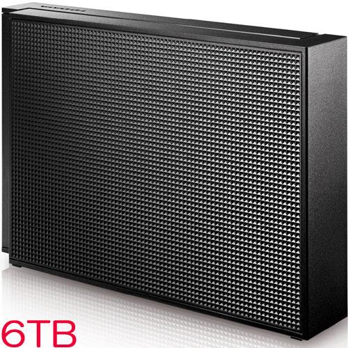 HDCZ-UTC HDCZ-UT6KC [USB3.1 Gen1対応 外付HDD 6TB ブラック]