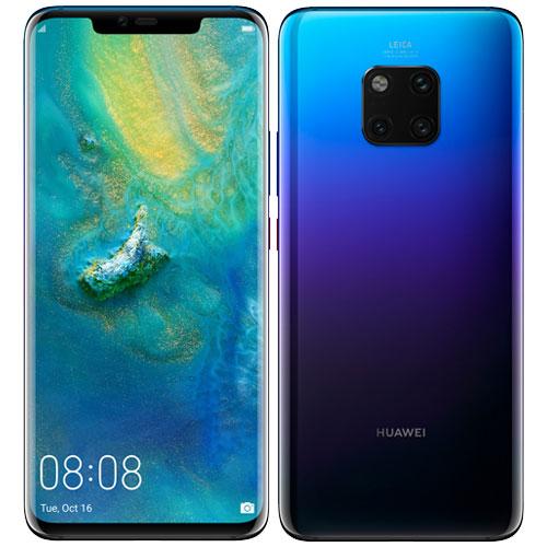 ファーウェイ(Huawei) Mate 20 Pro/Twilight/51093BPM