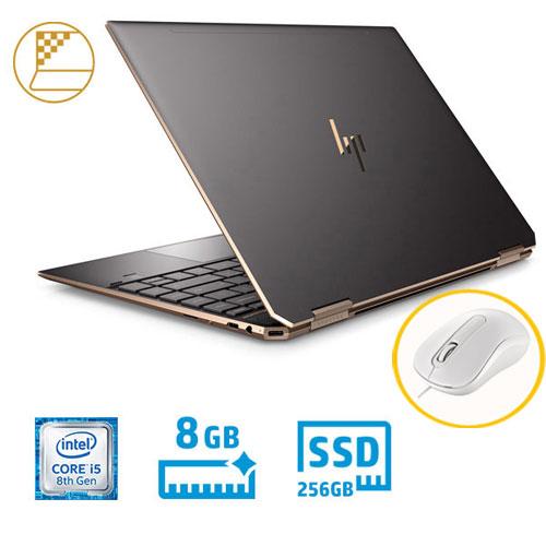 HP 5KX19PA-AAAA [HP Spectre x360 13-ap0000 G1モデル (i5 8GB 256GB アッシュブラック PF付)]
