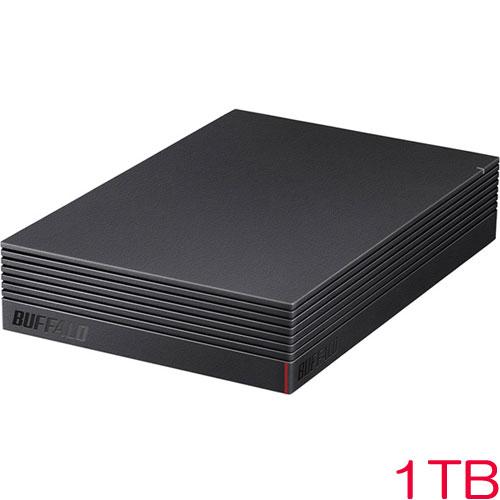 HD-LDS1.0U3-BA [USB3.1 みまもり合図 外付HDD 1TB ブラック]