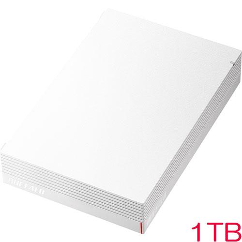 HD-LDS1.0U3-WA [USB3.1 みまもり合図 外付HDD 1TB ホワイト]
