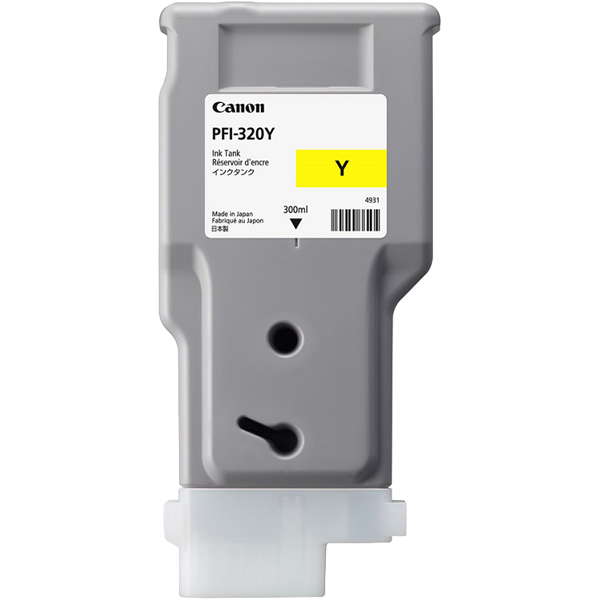 2893C001 [インクタンク PFI-320Y]