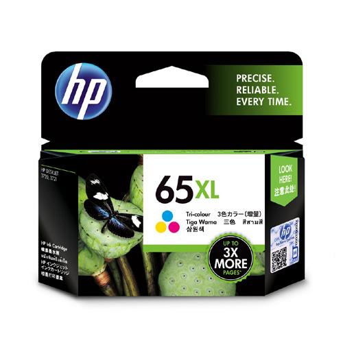 N9K03AA [HP 65XL インクカートリッジ カラー(増量)]