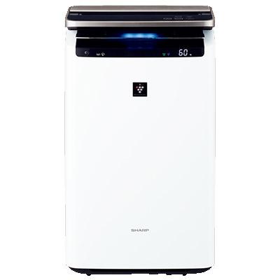 シャープ プラズマクラスターNEXT KI-JP100-W [プラズマクラスター加湿空気清浄機 ホワイト系]