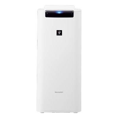 シャープ プラズマクラスター25000 KI-JS40-W [プラズマクラスター加湿空気清浄機 ホワイト系]