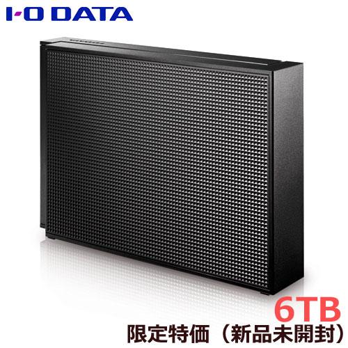 ★限定特価★HDCZ-UTL6K/E [USB 3.1 Gen 1(USB 3.0)/2.0対応 外付ハードディスク 6TB]