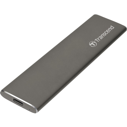 TS480GESD250C [480GB ポータブルSSD ESD250C USB 3.1 Type-A/Type-C]