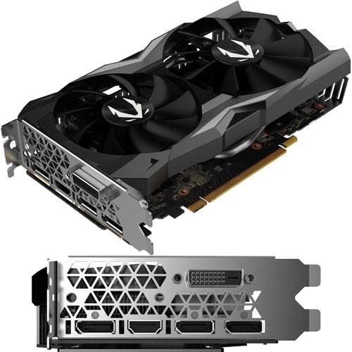 ZOTAC ZTRTX2070-8GGDR6MINITWIN/ZT-T20700E-10P [GAMING GeForce RTX 2070 MINI]