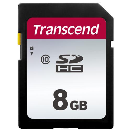 TS8GSDC300S [8GB SDHC 300S Class 10 対応]