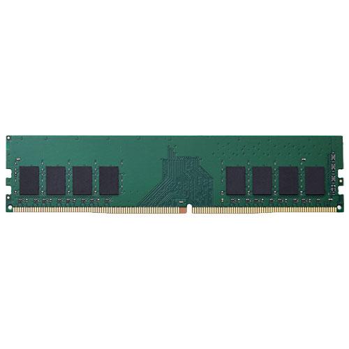 エレコム EW2666-8G/RO [メモリモジュール/DDR4-2666/DIMM/8GB/デスクトップ]