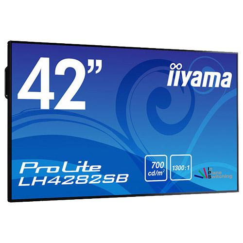 イーヤマ ProLite LH4282SB-B1 [42型サイネージ液晶ディスプレイ LH4282SB-1 ブラック]