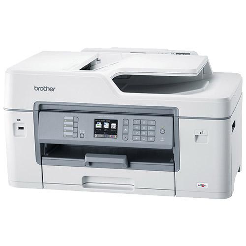 ブラザー PRIVIO MFC-J6583CDW [A3IJ複合機/FAX/ADF/有線・無線LAN/トレイ1段]