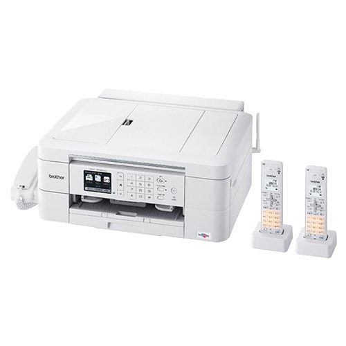 ブラザー PRIVIO MFC-J998DWN [A4IJ複合機/FAX/受話器/子機2/有線・無線LAN]