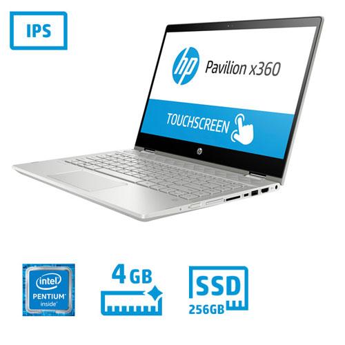 HP HP Pavilion x360 14-cd(14 Pentium-4415U 4GB SSD256GB なんでも相談デラックス付)5DB15PA-AAAG
