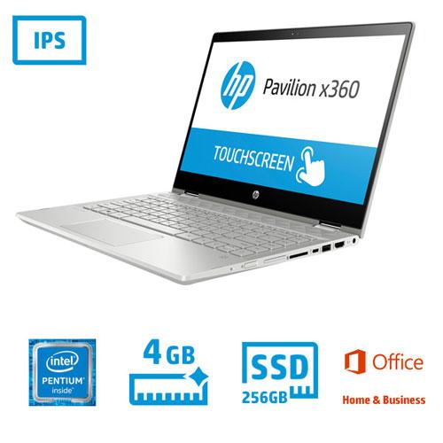 HP HP Pavilion x360 14-cd (14 Pentium-4415U 4GB SSD256GB Office なんでも相談デラックス付)5DB15PA-AAAH