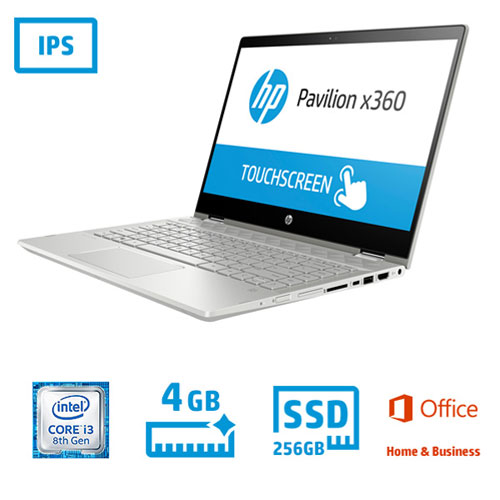 HP HP Pavilion x360 14-cd (14 i3-8130U 4GB SSD256GB Office なんでも相談デラックス)5EA32PA-AAAG