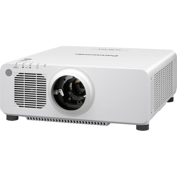 パナソニック PT-RX110JLW [DLPプロジェクター レンズ別売りモデル ホワイト]