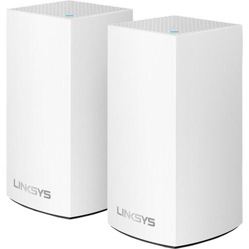 WHW0302-JP [LINKSYS VELOP トライバンド (AC2200) WiFiメッシュルーター 2個パック]