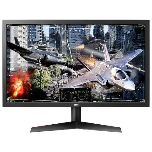 LG電子ジャパン 24GL600F-B [23.6型1ms144Hz対応FullHD対応液晶ディスプレイ]