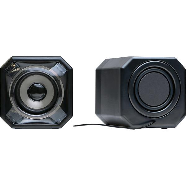 プリンストンテクノロジー PSP-BPR PSP-BPR-SV [バックパッシブラジエーター搭載スピーカー (シルバー)]