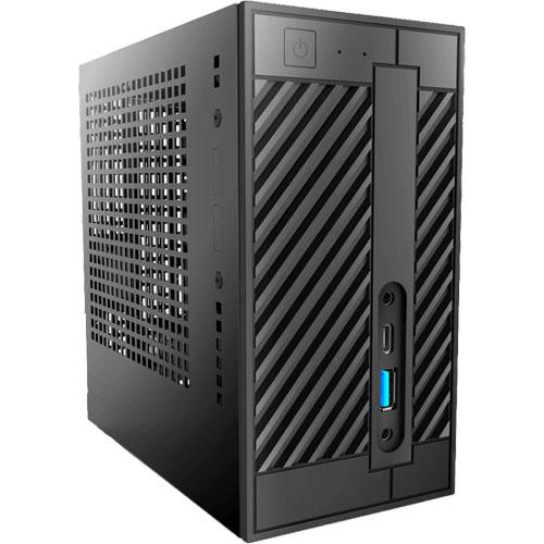ASRock ベアボーンPC DeskMini A300 (AMD A300/AM4/DDR4/USB 3.0 Type-C)