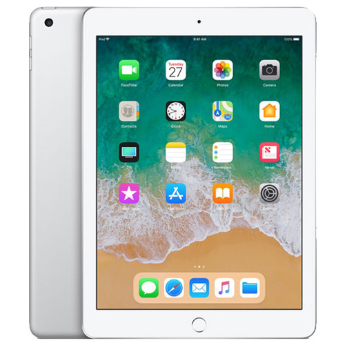 Apple MR7G2J/A [iPad (9.7型Retina Wi-Fi 32GB シルバー)]