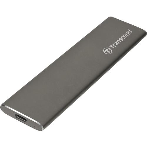 TS960GESD250C [960GB ポータブルSSD ESD250C USB 3.1 Type-A/Type-C]