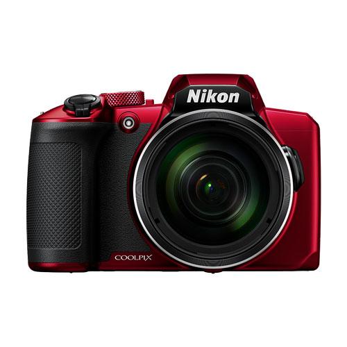 ニコン B600RD [デジタルカメラ COOLPIX B600 レッド]