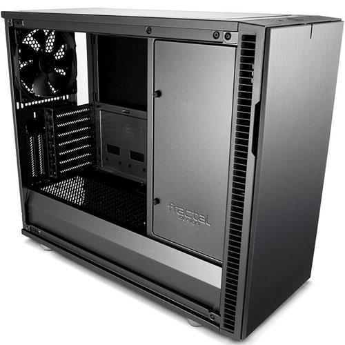 FD-CA-DEF-R6C-GY-TGL [E-ATX ミドルタワーケース Define R6 USB-C TG ガンメタル]