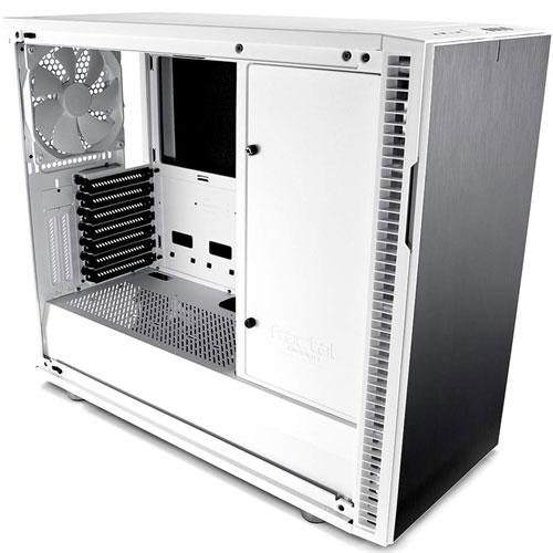 Fractal Design FD-CA-DEF-R6C-WT [E-ATX ミドルタワーケース Define R6 USB-C ホワイト]