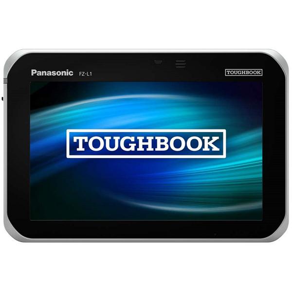 パナソニック TOUGHBOOK FZ-L1ADAAAAJ [FZ-L1 BCR(2GB/16GB/7型HD/NTT/電池9H)]