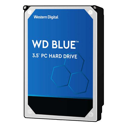 ウエスタンデジタル WD60EZAZ [WD Blue(6TB 3.5インチ SATA 6G 5400rpm 256MB)]