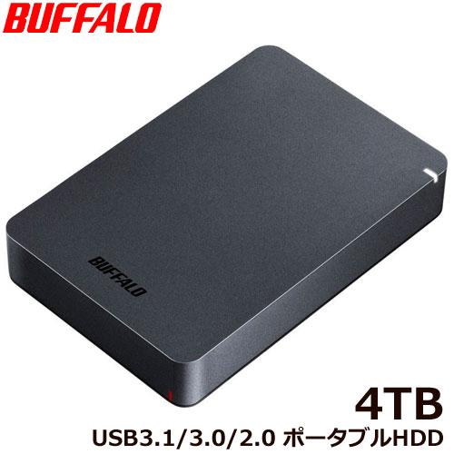 バッファロー HD-PGF4.0U3-GBKA