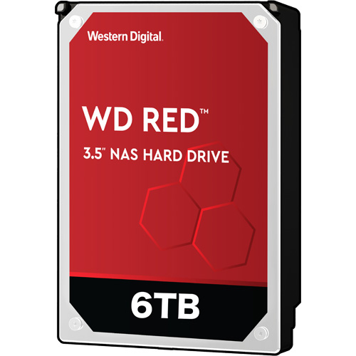 WD60EFAX [WD Red(6TB 3.5インチ SATA 6G 5400rpm 256MB)]