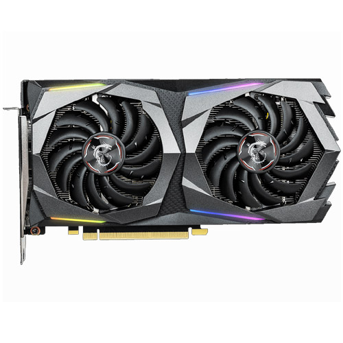 MSI Computer GeForce GTX 1660 Ti GAMING X 6G