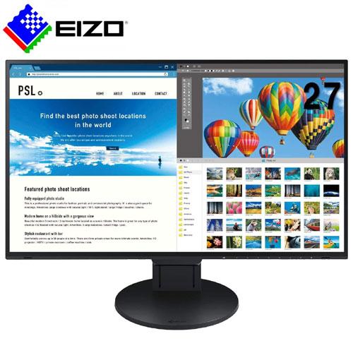 ナナオ(EIZO) FlexScan EV2785-BK [27型カラー液晶モニター EV2785 ブラック]